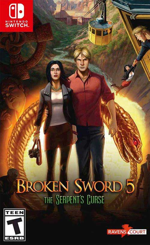 Broken Sword V: Serpent's Curse
