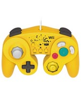 Wii U HORI Battle Pad Pikachu Version
