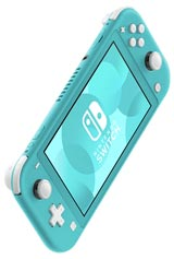 Nintendo Switch Lite Turquoise System Trade-In