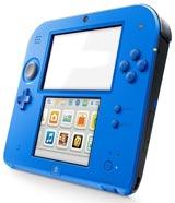 Nintendo 2DS Electric Blue 2 Refurbished System - Grade A