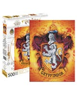 Harry Potter Gryffindor 500 Piece Jigsaw Puzzle