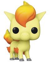 Pop Games Pokemon Ponyta Vinyl Figure