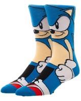 Sonic the Hedgehog 360 Character Crew Socks