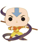 Pop Avatar The Last Airbender Aang Pin