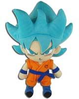 Dragon Ball Super Saiyan God Super Saiyan Goku 10 Inch Plush
