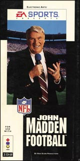 John Madden Football 3DO