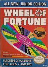 Wheel of Fortune Junior Edition
