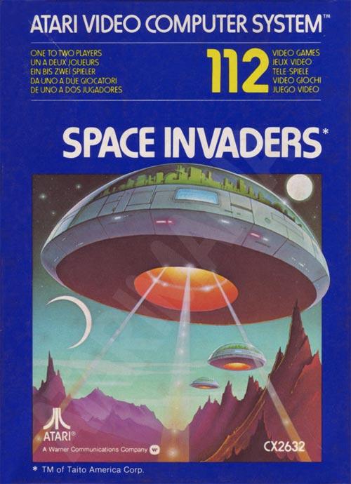 Space Invaders (Atari)