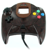Dreamcast Controller Wood by Sega