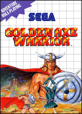 Golden Axe Warrior - U.S. Version