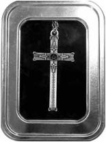 Trigun Nicholas D. Wolfwood Pendant Necklace