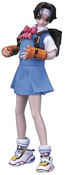 Capcom Queens Hinata Wakaba Action Figure
