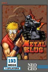Metal Slug Neo Geo AES