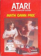 Math Gran Prix by Atari