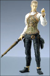 Final Fantasy XII Play Arts Balthier Action Figure