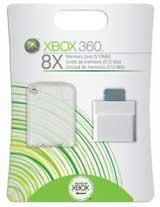 Xbox 360 512MB (8X) Memory Unit