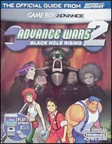 Advance Wars 2: Black Hole Rising Official Player's Guide