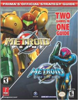 Metroid Prime / Metroid Fusion Official Strategy Guide