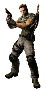 Resident Evil 5 Series 1 Chris Redfield 7