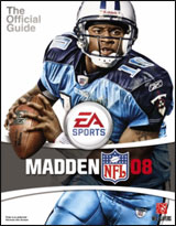 Madden NFL 08 Official Strategy Guide