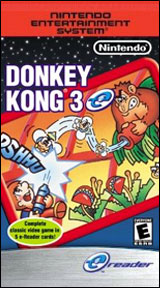 Donkey Kong 3 e-Reader Cards