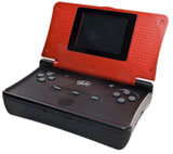 FC 16 Go Portable SNES System Red