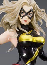 Ms. Marvel Bishoujo Statue