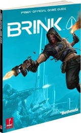 Brink Official Strategy Guide