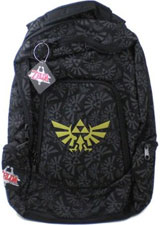 Legend of Zelda Triforce All Over Print Backpack