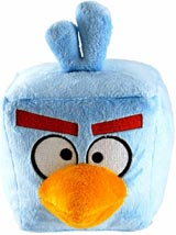 Angry Birds Space 8 Inch Ice Bird Plush
