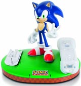 Wii Sonic the Hedgehog 20th Anniversary Limited Edition Induction Charger