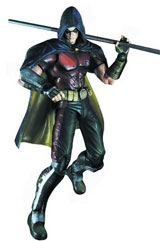 Batman: Arkham City Play Arts Kai Robin Action Figure