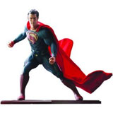 DC Comics Man of Steel: Superman ARTFX Statue