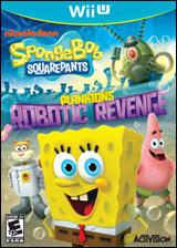 Spongebob: Plankton's Robotic Revenge