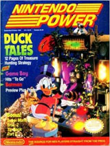 Nintendo Power Volume 8 Duck Tales