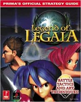Legend Of Legaia Official Strategy Guide