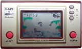 Game & Watch Wide Screen Series: Parachute