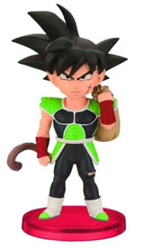 DBZ World Collectible Figures Volume 0 Bardock