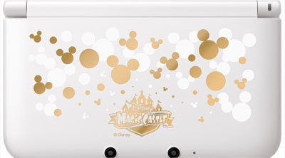 Mickey 3DS XL