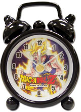 Dragon Ball Z Super Saiyan Goku Mini Desk Clock