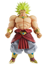 Dragon Ball Z Legendary Super Saiyan Broly 10