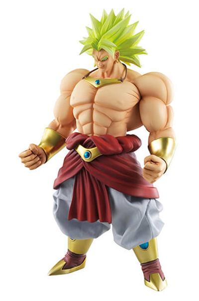 Dragonball-Z-Legendary-Super Saiyan-Broly-PVC-Figure