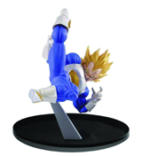 Dragon Ball Z Sculture Big Budokai Volume 5 Super Vegeta Figure