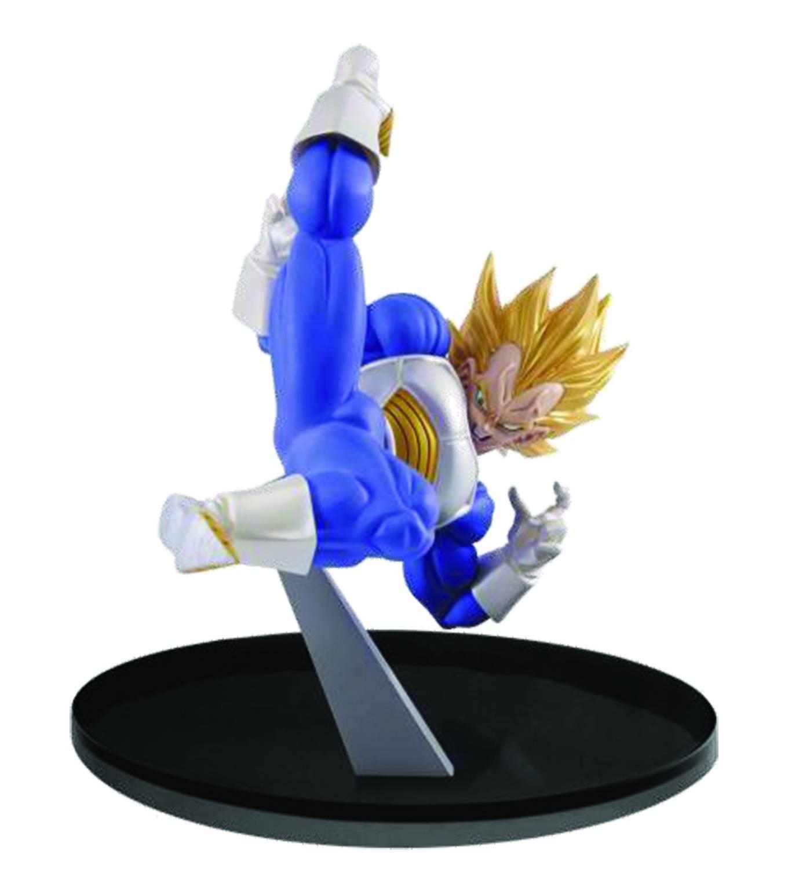 Dragon Ball Z Sculture Big Budokai Volume 5 Super Vegeta Figure