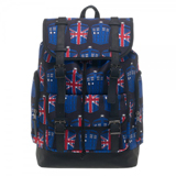 Doctor Who Union Jack Tardis Rucksack