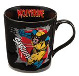 Marvel Wolverine 12oz Ceramic Mug