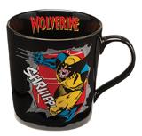 Marvel Wolverine 12oz Ceramic Mug
