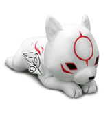 Okami Den: Chibiterasu Lying Down 20 Inch Plush