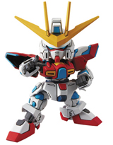 Gundam 011 Try Burning SD Standard Mini Figure