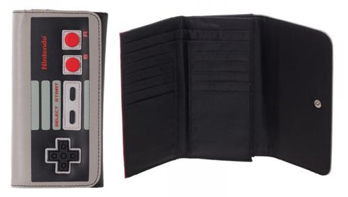 Nintendo Controller Flap Wallet
